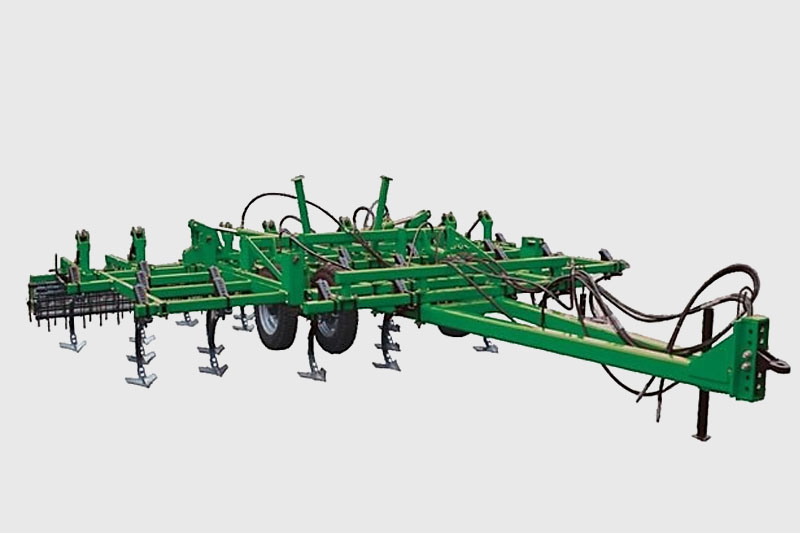 Культиватор «КПГ-6» прицепной (с гребенками и катками) для сплошной предпосевной обработки почвы