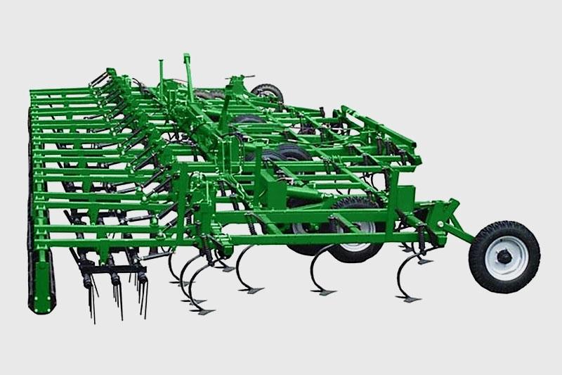 Культиватор «КПГ-14» для сплошной предпосевной обработки почвы