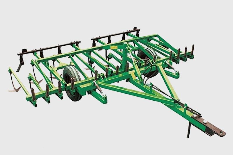 Культиватор прицепной «КПГ-4» для сплошной предпосевной обработки почвы