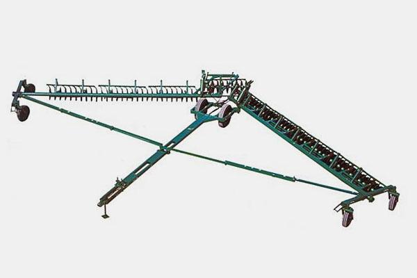 Лущильщик дисковый гидрофицированный ЛДГ 10Б, ЛДГ 15М