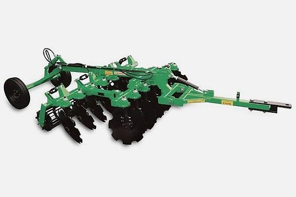 Агрегаты почвообрабатывающие полунавесные – Велес Агро