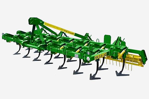 Культиватор навесной «КН-2,8» предпосевной для весеннего закрытия влаги и сплошной предпосевной обработки почвы