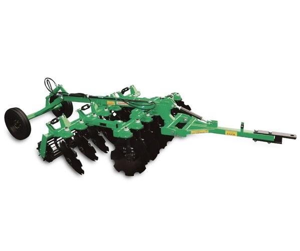 Агрегаты почвообрабатывающие полунавесные — Велес Агро