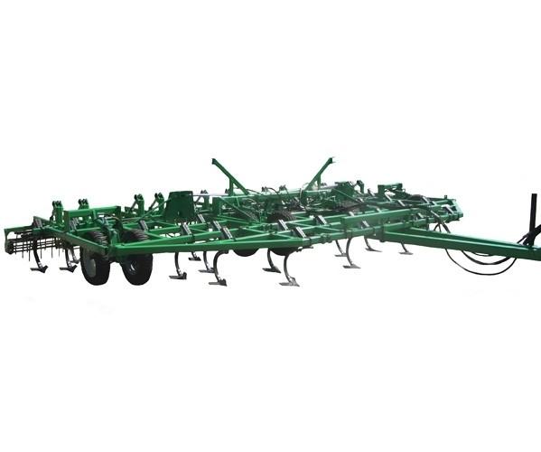 Культиватор прицепной КПГ-8.2 (5-ти рядовый, с гребенками и катками)