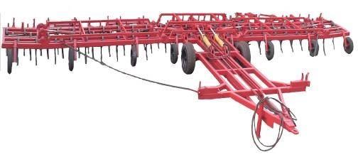 Культиватор для сплошной обработки почвы прицепной КПМ-16