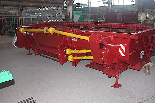 Косилка-плющилка для агрегатирования с энергосредством «ЭС-1»