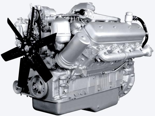 Двигатель ЯМЗ-238НД-5