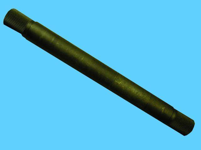 Вал рычагов шлицевой механизма задней навески К-700