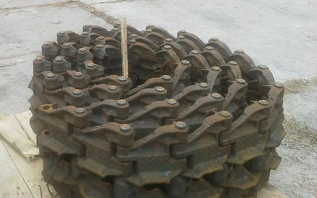 Гусеница Т-150 правая (унифицированная с ДТ-75)