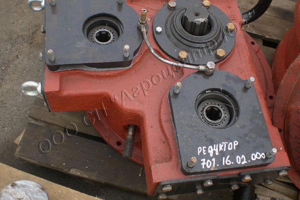 Редуктор привода насосов К-700