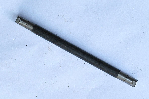 Вал ролика нижнего транспортера семян для жатки ПСП-10