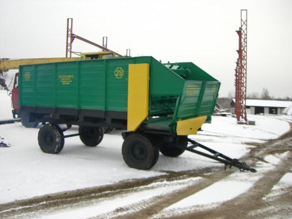 Кормораздатчик КТУ-10