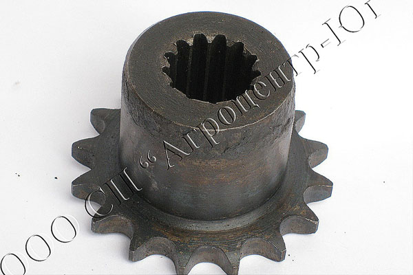 Полумуфта ротора измельчителя стеблей Приставка ПСП-10