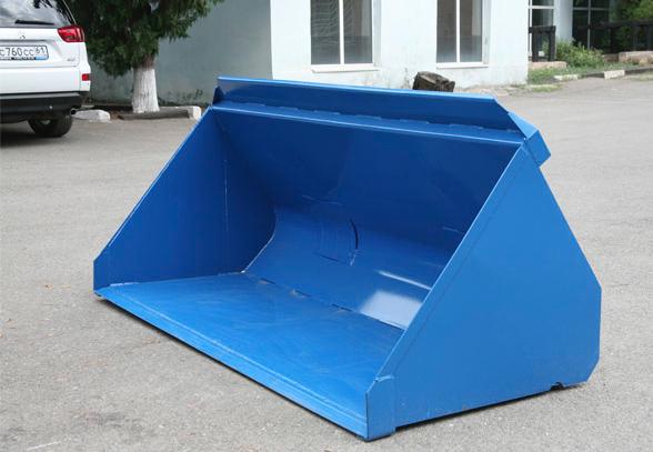 Ковш 0,8м3 — СНУ-550-14 на погрузчик для МТЗ