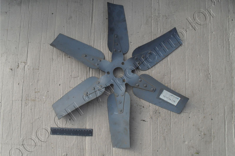 Вентилятор ГСТ (крыльчатка радиатора) Дон-1500А/Б Дон-680/М