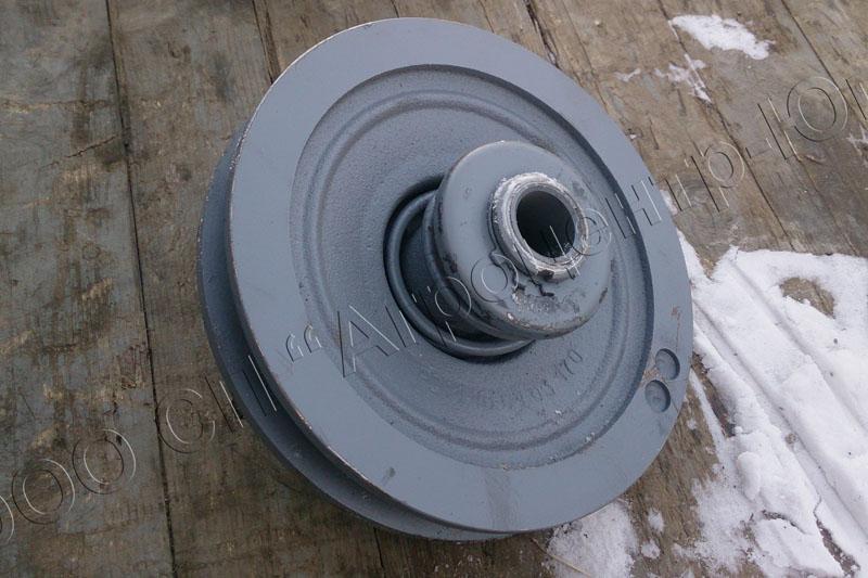 Шкив вариатора вентилятора очистки ведомый