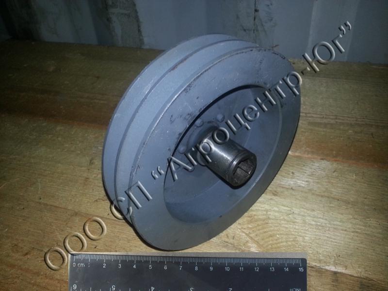 Шкив привода НШ-32 со ступицей в сборе ЯМЗ-238АК