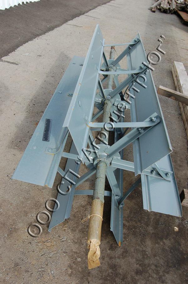 Крылач вентилятора Дон-1500А/Б