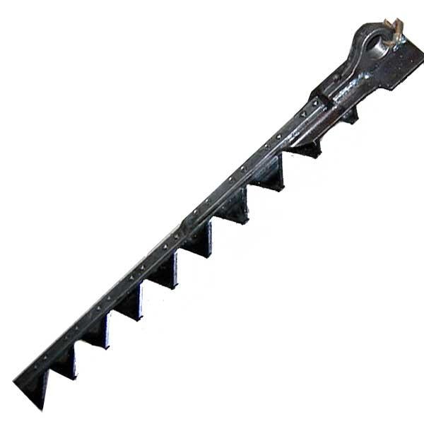 Нож режущего аппарата 6м. (нового образца)