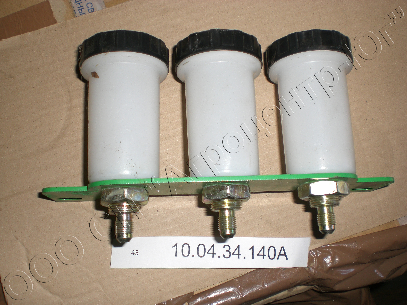 Блок бачков тормозной системы Вектор, Дон-1500А/Б