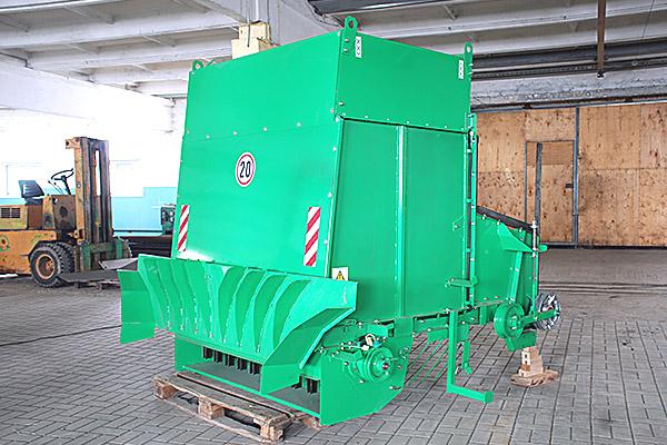 Измельчитель-разбрасыватель соломы ВР-10.40.10.000  для комбайна Дон (доработанный аналог «РСМ») без комплекта установки