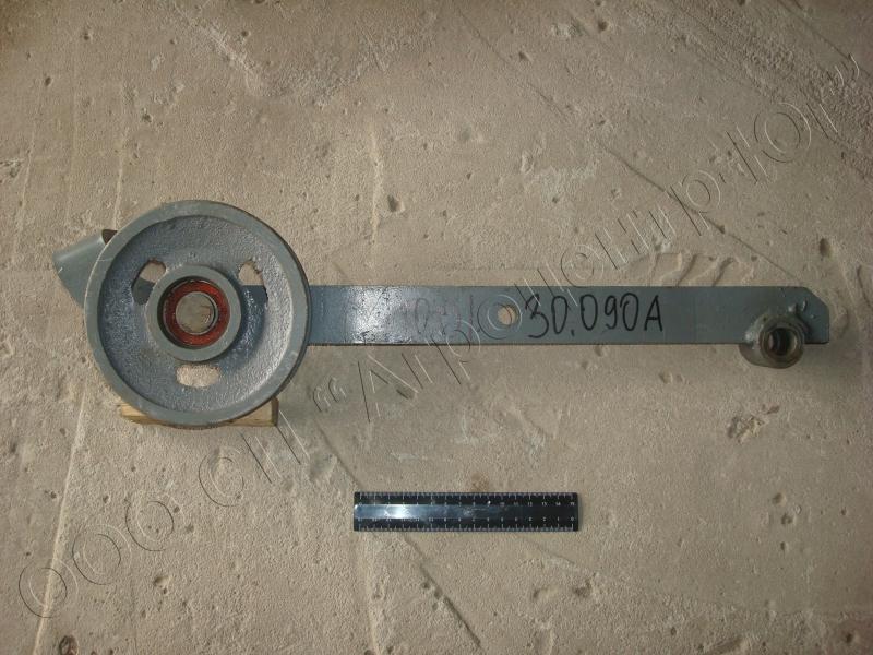 Шкив натяжной привода колосовой группы Дон-1500А/Б, Акрос, Вектор