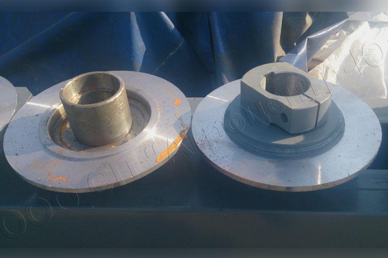 Ступица трения муфты наклонной камеры (Акрос, Вектор, Дон-1500А/Б)