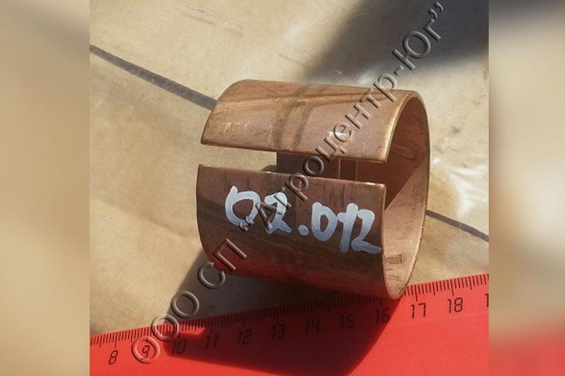 Втулка кулака поворотного Дон-1500А/Б, Акрос, Вектор, ПАЛЕССЕ-1218