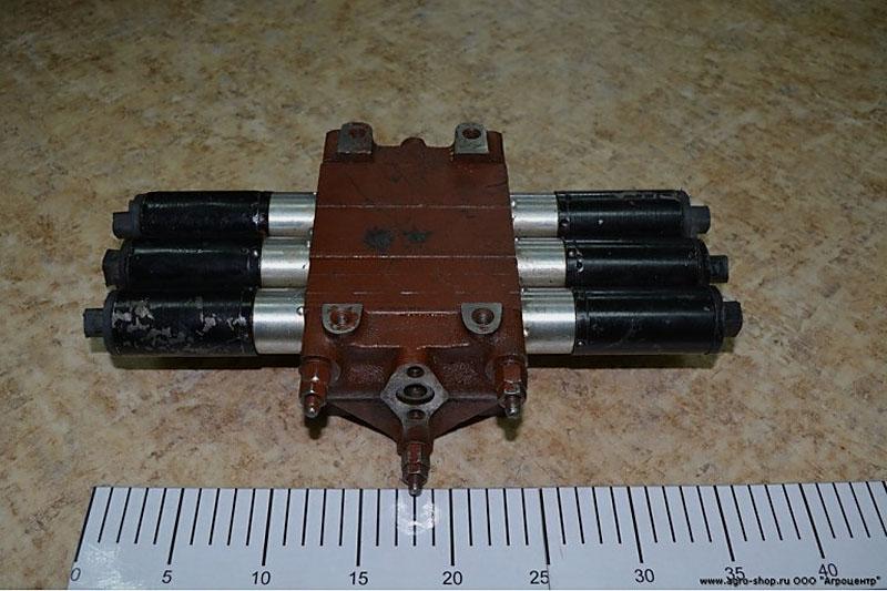 Гидрораспределитель 3-х секционный электрический Дон-1500Б, Дон-680
