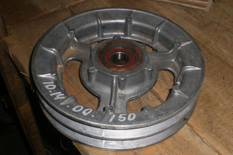 Шкив измельчителя 2-х ручьевой Дон-1500 А/Б, Вектор