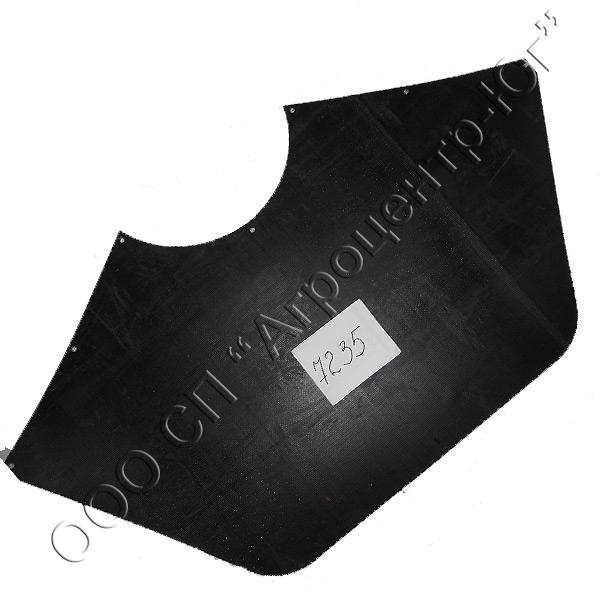 Лоток выгрузного шнека Дон-1500А/Б, Вектор