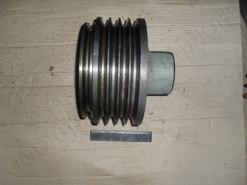 Шкив 5-ти руч. привода ГСТ, компрессора кондиционера Дон-1500А/Б, Дон-680