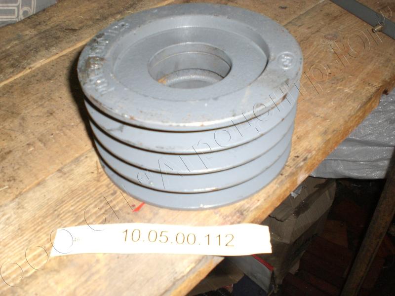 Шкив натяжной привода ГСТ (4-руч. d=160) Дон-1500А/Б, Дон-680