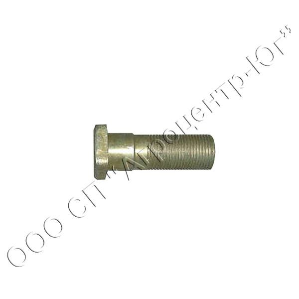 Болт правый колеса ведущего М24х2 Дон-1500А/Б, Дон-680