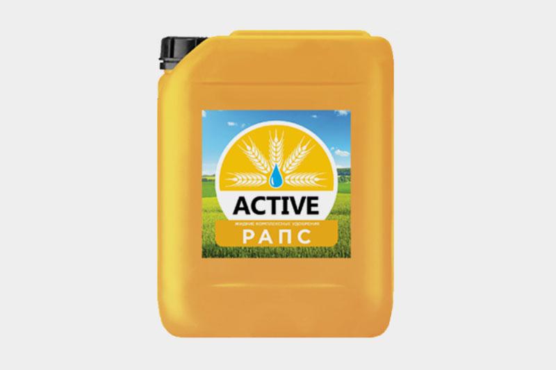 Жидкое минеральное удобрение ACTIVE-рапс