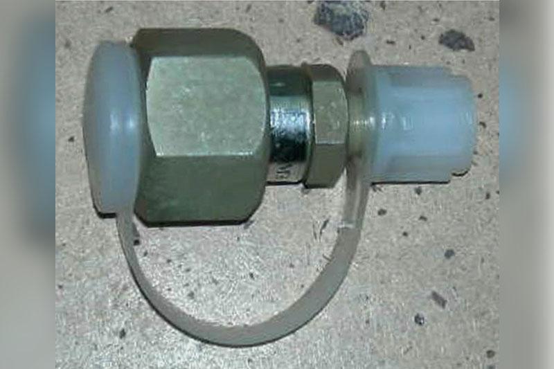 Полумуфта внутренняя М16Х1,5 (1*4ШТ) Акрос, Дон-1500 А/Б