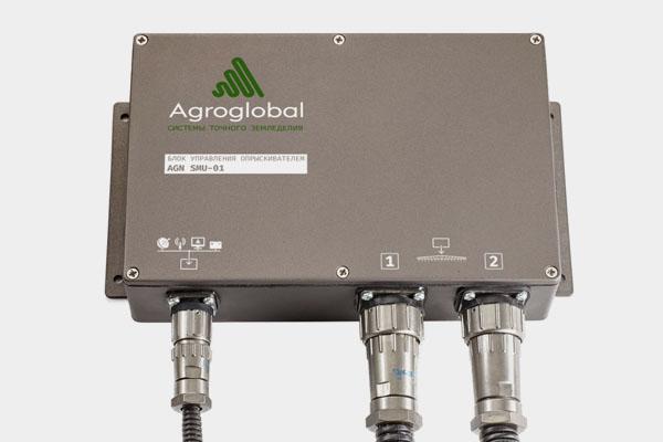 Блок контроля внесения жидких удобрений AgroglobalAGNSMU-01
