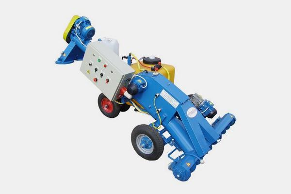 Протравливатель семян ПС-5 Самоходный, автоматический, емкость бака 120 л (п/э), производительность до 5 т/ч