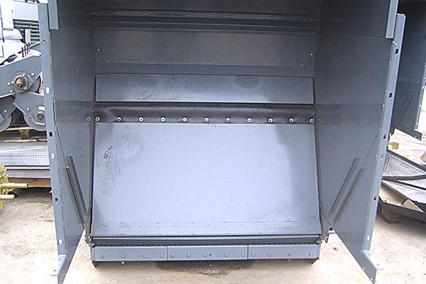 Измельчитель-разбрасыватель соломы ИРС 10Б.14.70.000 на комбайн «Дон-1500» с комплектом после копнителя