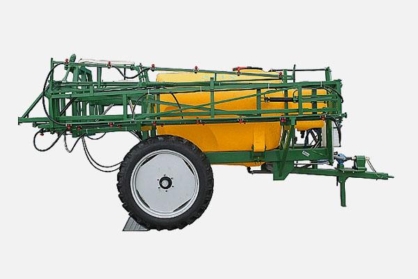 Опрыскиватель полевой штанговый полуприцепной ОП-2500-20 (базовая комплектация) + миксер + промывочная система