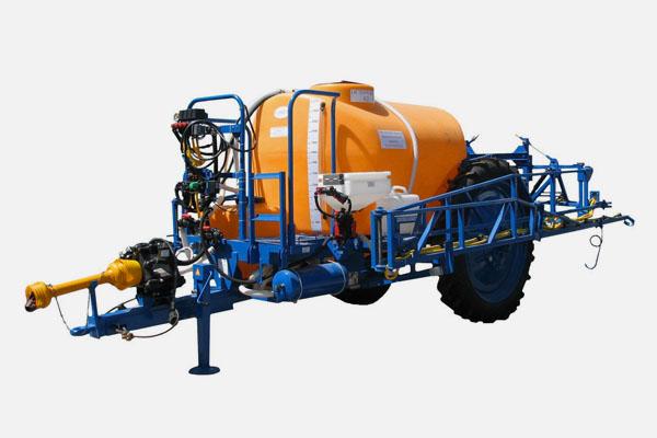 Опрыскиватель полевой штанговый полуприцепной ОП-4000-18 (базовая комплектация с промывочной системой (бак 350л))