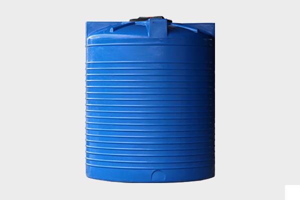 Вертикальная емкость 2 000л. d/В 1600×1200мм.; Люк: 450мм. «VERT 2000 bluе»