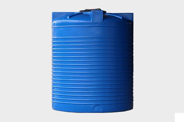 Вертикальная емкость 3 000л. d/В 1510×1830мм.; Люк: 450мм. «VERT 3000 bluе»