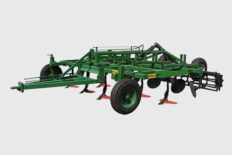 Культиватор прицепной комбинированный «КПК-4» для безплужной обработки почвы