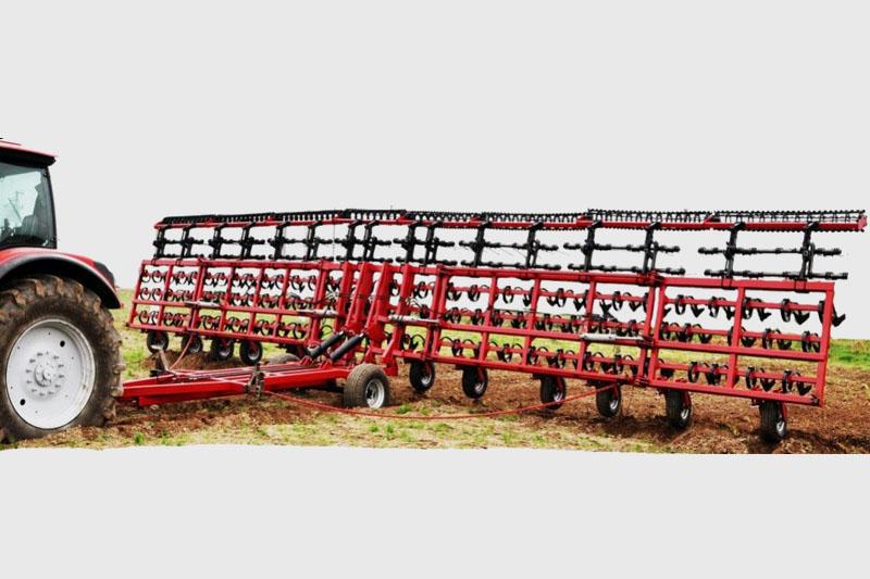 Культиватор прицепной «КПМ-16» блочно-модульный (для весенней обработки почвы)
