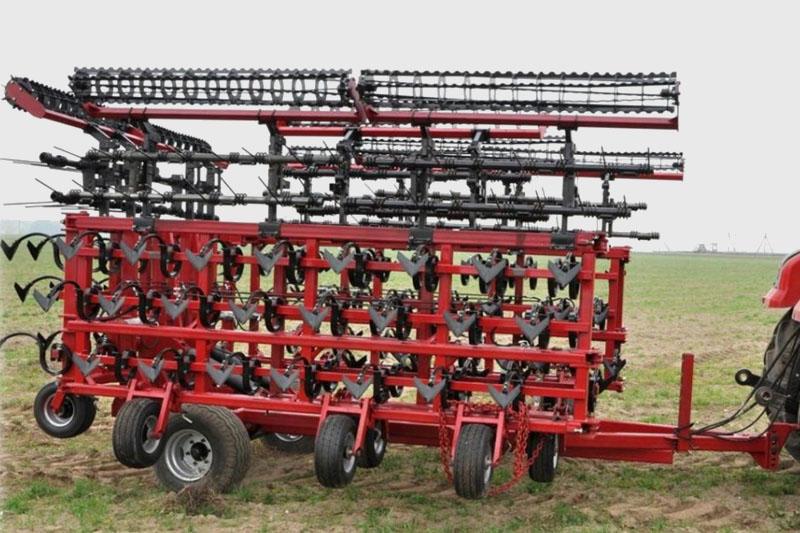 Культиватор прицепной «КПМ-14» блочно-модульный (для весенней обработки почвы)