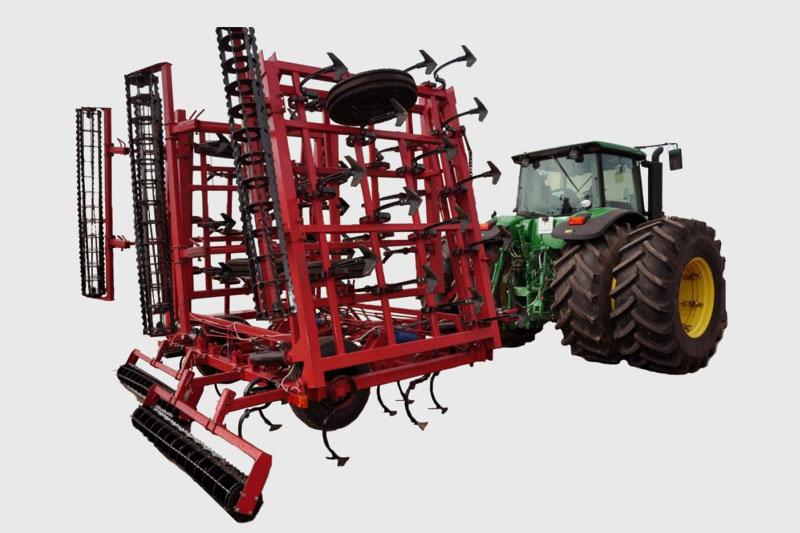 Культиватор прицепной «КПМ-12» блочно-модульный (для весенней обработки почвы)