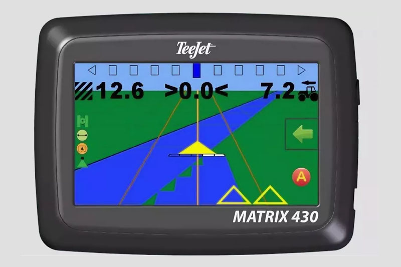 Навигационная система MATRIX 430 с усиленной антенной RXA-30 «TEEJET» (США)