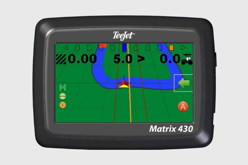 Навигационная система MATRIX 430 с патч – антенной «TEEJET»