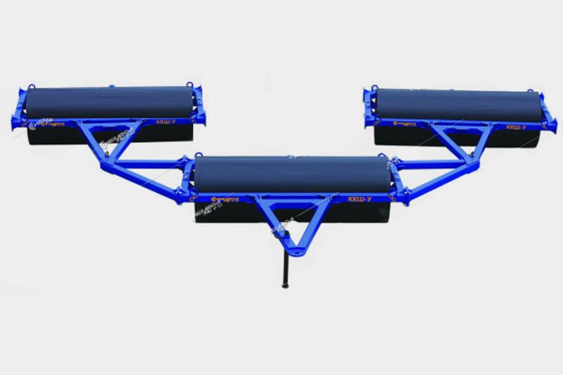 Каток 5КВН-10 водоналивной (сцепка) 80-100 лс (720мм)